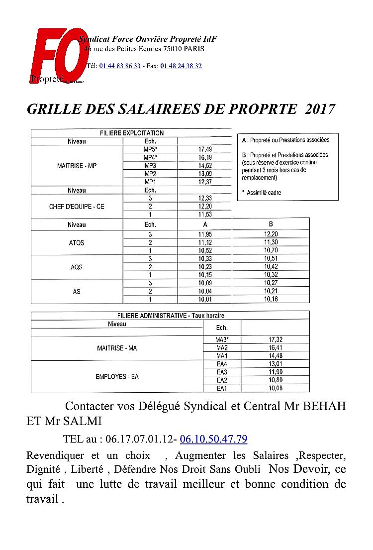 Grille salaire employ de maison avie home - Grille de salaire fonction publique hospitaliere aide soignante ...
