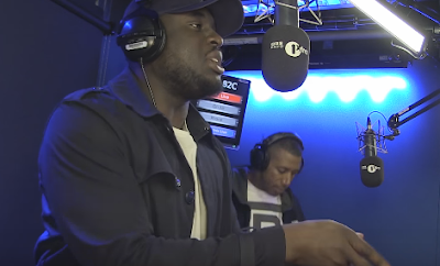 RIKO DAN, RAPID, K2 & DAN DANAH FREESTYLE ON 1XTRA [VIDEO]
