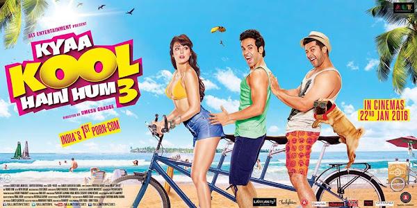 Kyaa Kool Hain Hum 3 (2016) Movie Poster No. 4