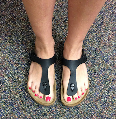 Looks Good From The Back Birkenstock Gizeh Review And Fit