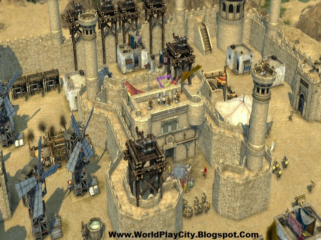 Stronghold Crusader 2 - Direct Link Free Download For PC