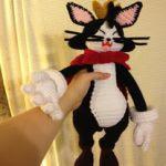 PATRON GRATIS CAIT SITH | FINAL FANTASY AMIGURUMI 20325