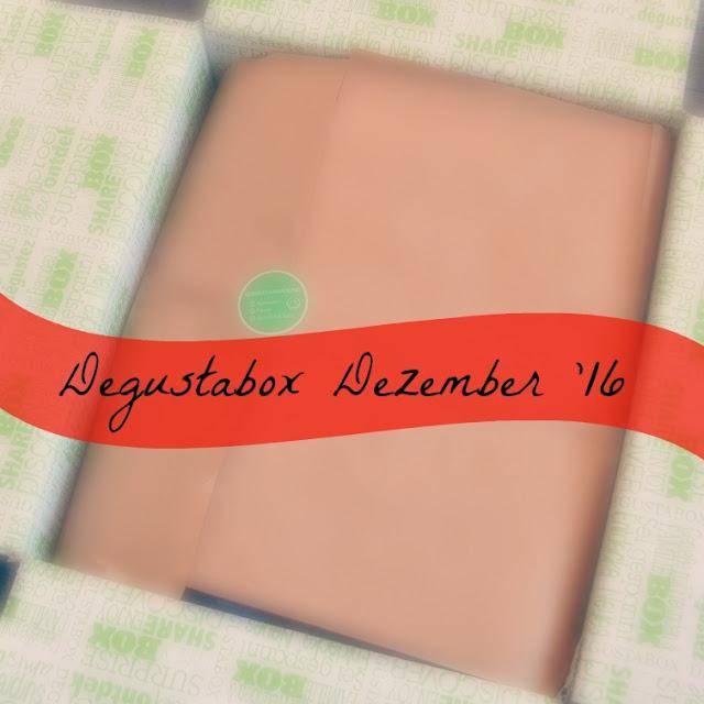 Degustabox Dezember '16