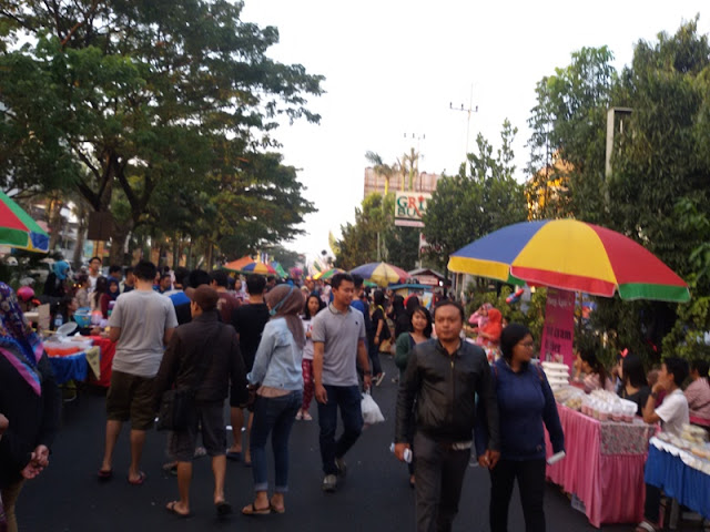 Suasa Bikin Kangen Saat Bulan Puasa di Malang