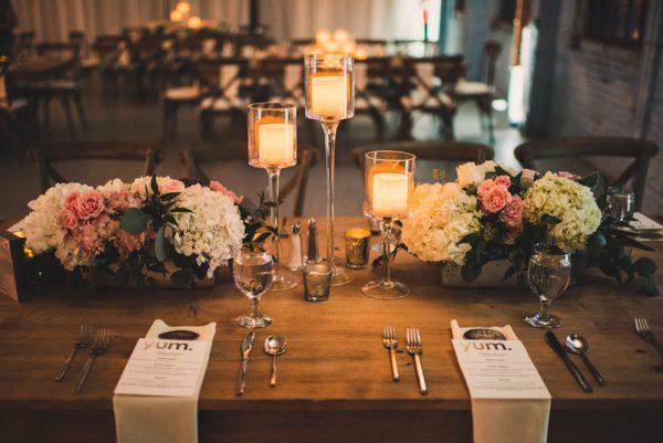 Una boda con encanto industrial en LOVE, LOVE by Chic & Decó