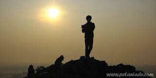 Puncak Roti Gunung Kapur Bogor