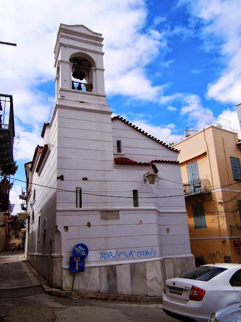 Και ο ιστορικός Ναός του Αγίου Σπυρίδωνα στο Ναύπλιο χρειάζεται συντήρηση και ανακαίνιση
