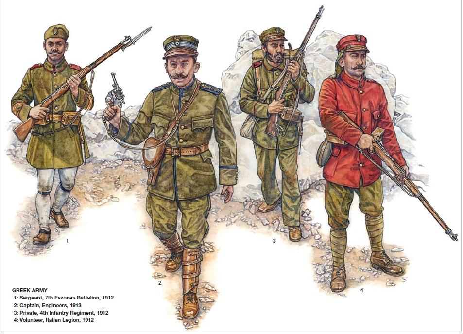 Greek Soldier Uniform - Cum Face Mature