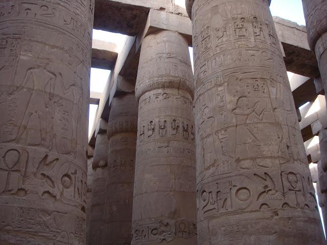 Karnak Tapınağı, Msır