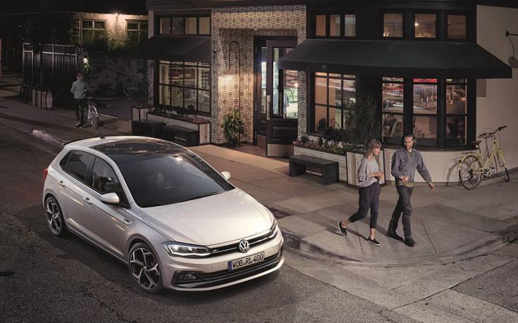 Νέο VW Polo R-Line με έντονο σπορ χαρακτήρα