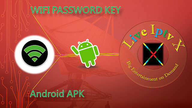 WIFI PASSWORD KEY APK