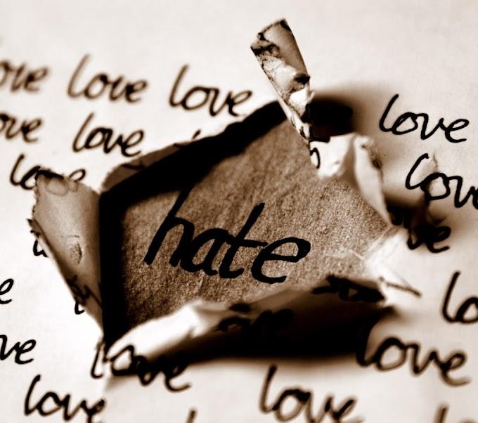 Osho - Ghét là một phần của yêu, phá hủy là một phần của sáng tạo