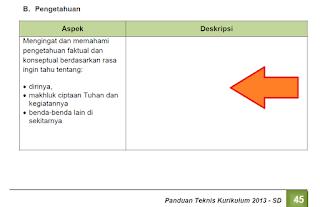 entry nilai raport kurikulum 2013 dapodik