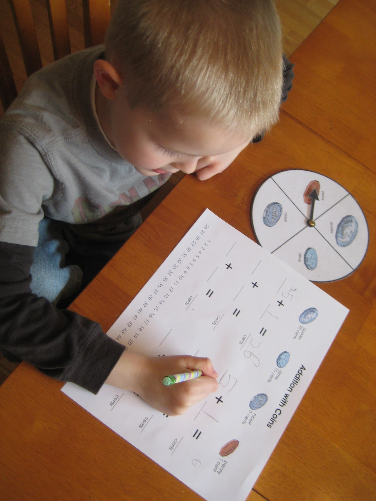Relentlessly Fun Deceptively Educational Counting With Coins