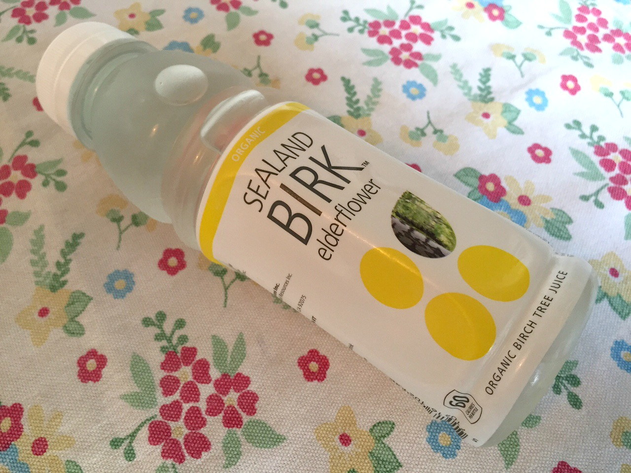 Sealand Birk Elderflower Birch Water