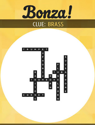 June 14 2017 Bonza Daily Word Puzzle Answers