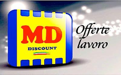 Discount MD in cerca di dipendenti (adesso lavoro.blogspot.com)