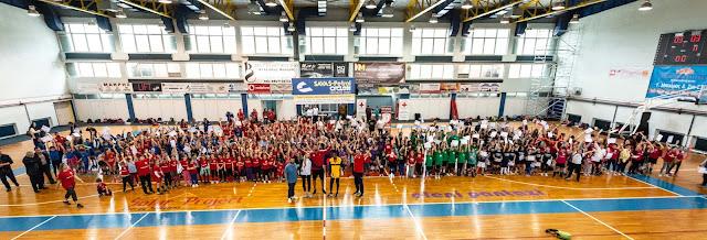 Ηγουμενίτσα: Με επιτυχία το «Mini Volley Cyclon-Savas Thomazos»