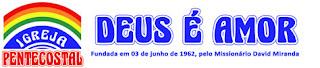 Rádio Deus é Amor FM de Porto Velho RO ao vivo