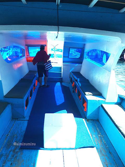 Speedboat ke Bunaken