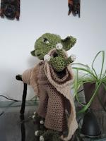Yoda Yarnyessi Häkeln Mit Herz