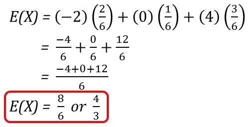 Discrete Random Variables - CIE Math Solutions
