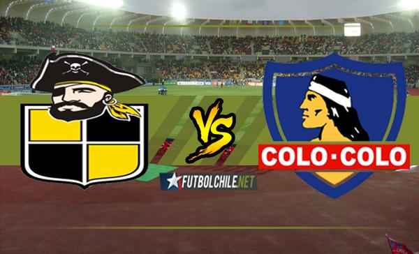 Coquimbo Unido vs Colo Colo
