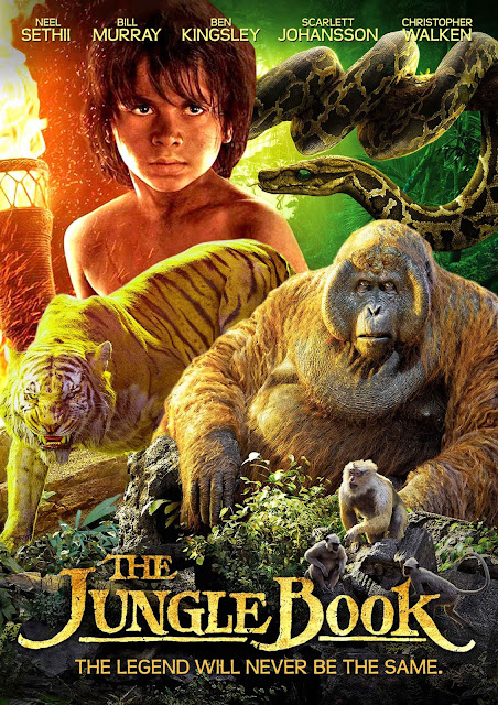 the jungle book dvd review