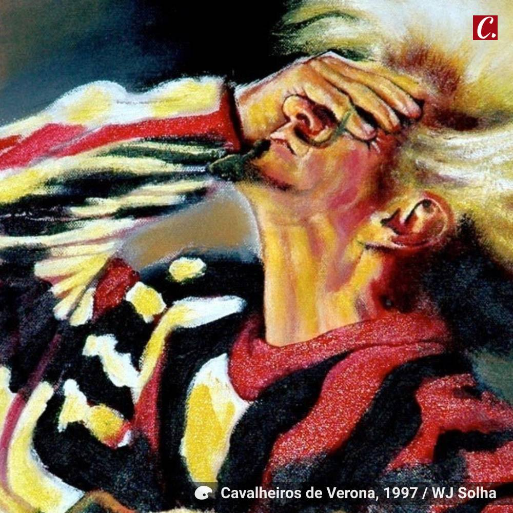 ambiente de leitura carlos romero waldemar jose solha shakespeare arte e literatura poemas pintura  interligacao das artes