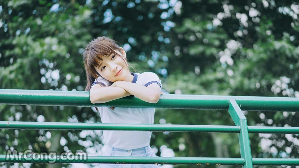 Bộ ảnh thiếu nữ Trung Quốc trẻ trung và xinh đẹp say đắm lòng người (196 ảnh)