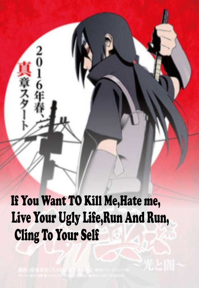 Kata Mutiara Naruto Bergambar Anime Naruto Yukkatakan