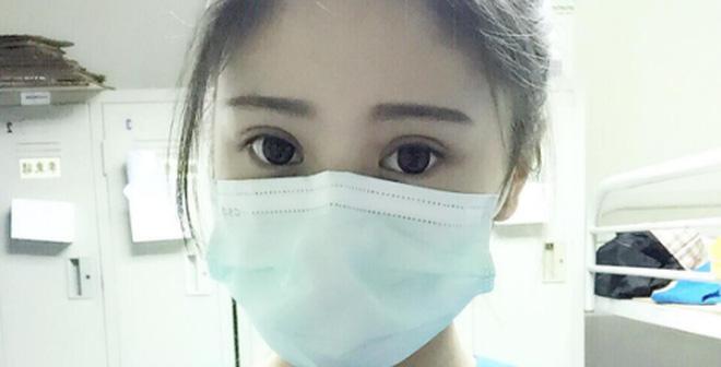 Đây là nữ y tá xinh đẹp khiến các chàng trai tự nguyện... xin được ốm!