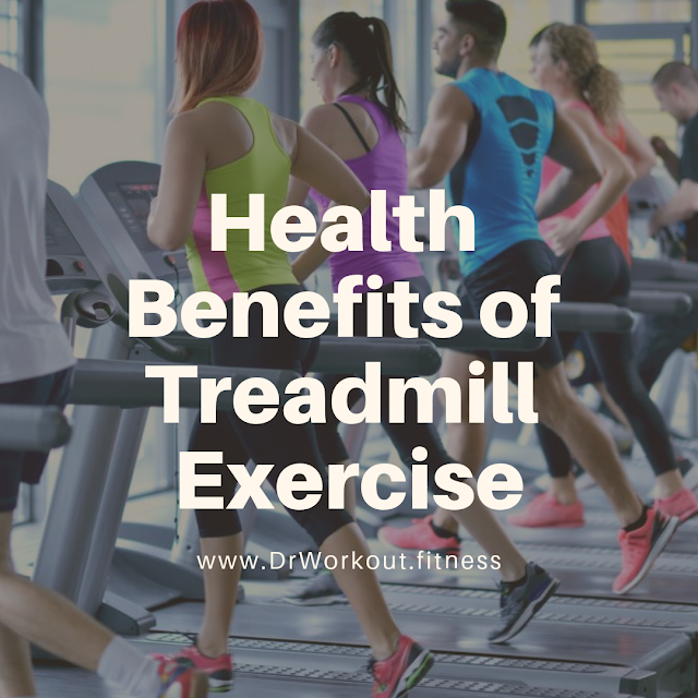 Health Benefits of Exercising on a Treadmill