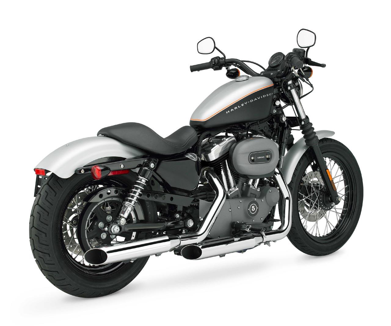 Top Motorcycle Inc: Great Harley Davidson Nightster
