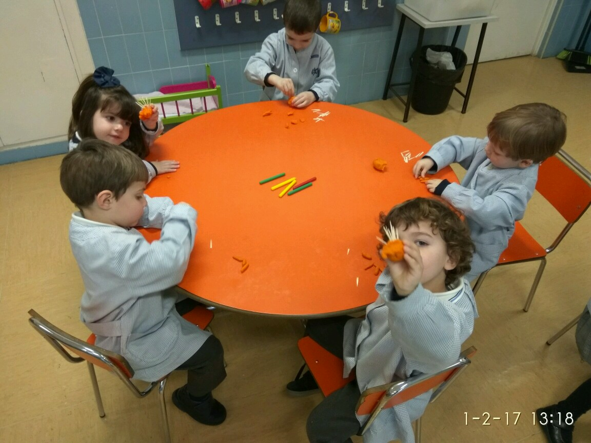 Agustinas Valladolid - 2017 - Infantil 1 - Artistas 3
