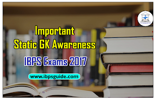Important Static GK Awareness (Day-1) – Important Days and It's Themes 2017