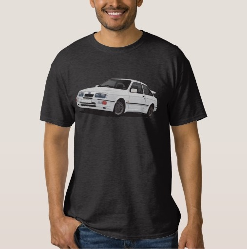 Ford Sierra RS500 Cosworth t-shirt