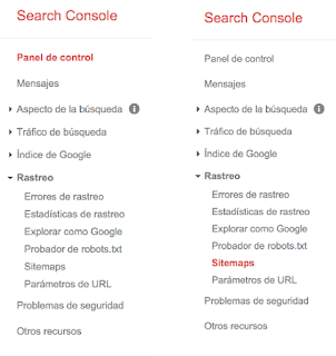 Google WebMaster Tools para Blogger