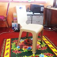 V Chair - Kerusi Plastik | Saidina Perabot | Pembekal Kerusi Plastik