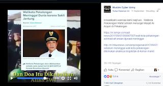 "Investigasi Wartawan Senior tentang Kabar Bohong dari MCA ""Penyegelan Masjid di Pekalongan"""