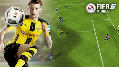 FIFA Mobile Football (fifa17) V2.2.0 Mod Apk + Data
