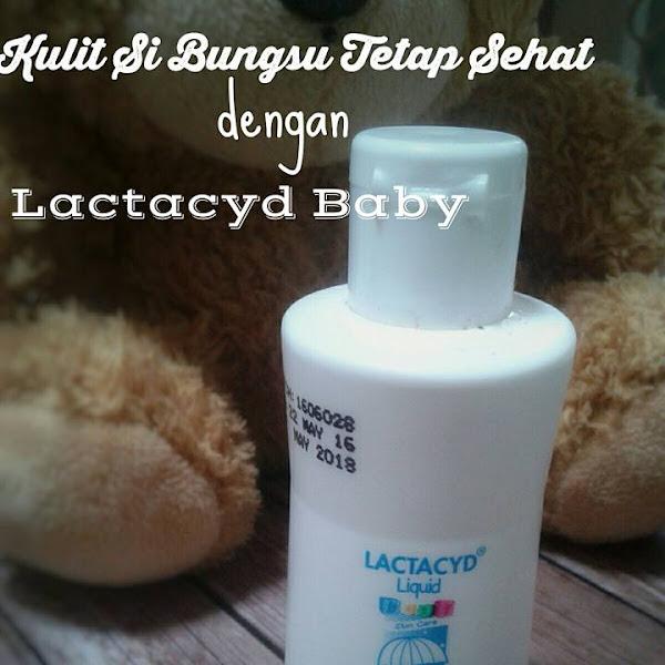 Kulit Si Bungsu Tetap Sehat dengan Lactacyd Baby