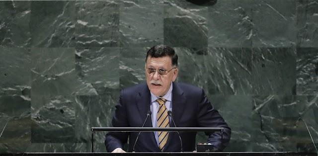 Λιβύη: Ο Σάρατζ ανακοίνωσε ότι παραιτείται από πρωθυπουργός