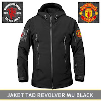 Jual Jaket Tactical Tad Revolver Manchester United MU