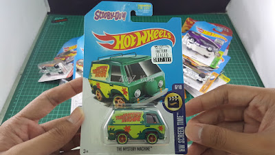 Hot Wheels Super Treasure Hunt The Mystery Machine