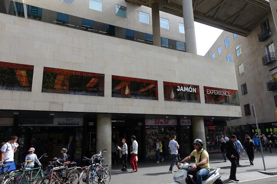 生ハム博物館(Jamón Experience)