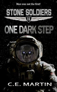 One Dark Step by C.E. Martin