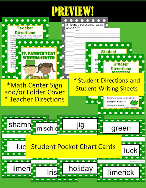 Come visit Fern Smith's Classroom Ideas every Friday for two new freebies, one from Fern and one from Fern's friend! Be sure to come back each week to see what's new! Free downloads for elementary and homeschooling teachers for kindergarten, first grade, second grade, third grade, fourth grade, fifth grade and sixth grade. These freebies will also be linked up at Teaching Blog Addict, a great place for more Friday Freebies!!