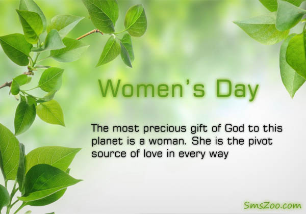 Womens Day 2018 Images Wallpapers Greetings Cards Pictures Status Message Quotes