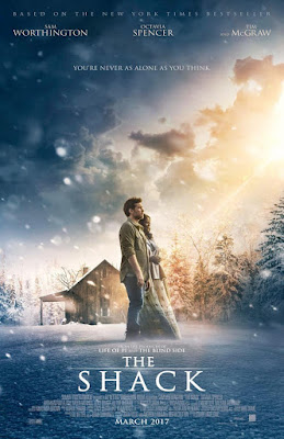 The Shack 2017 DVD R1 NTSC Latino